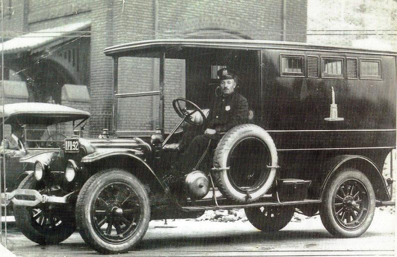 1920s Wagon