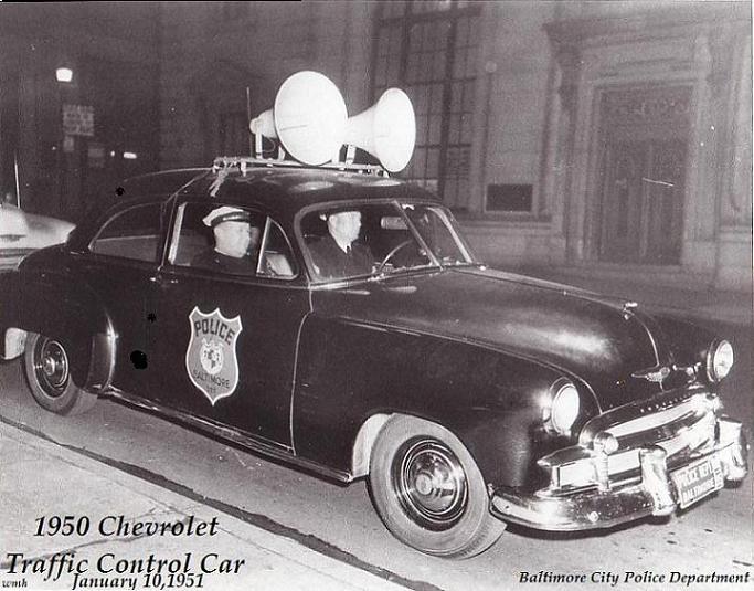 1950 CheV traffic