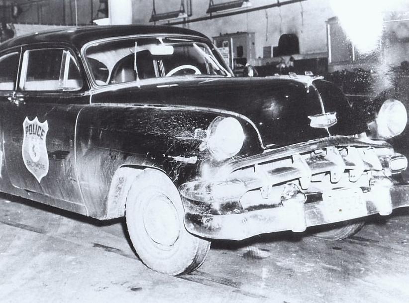 1950s Chev