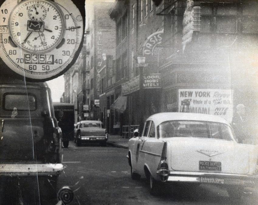 1957 CHEV AID UNIT