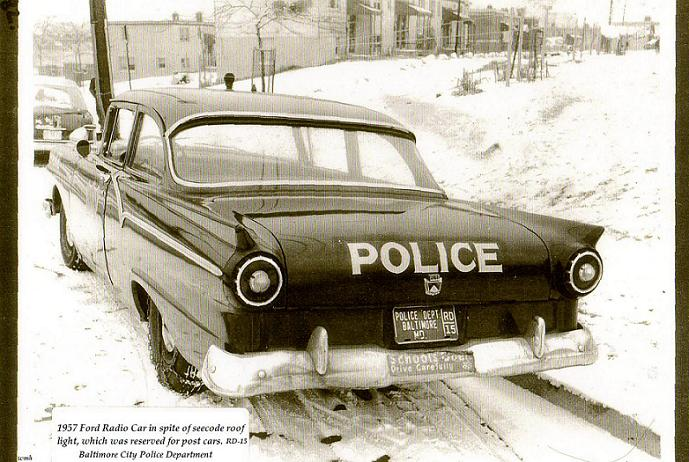 1957 Ford RD-15