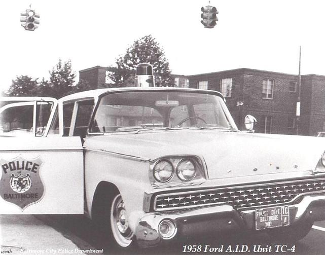 1958 Ford A.I.D
