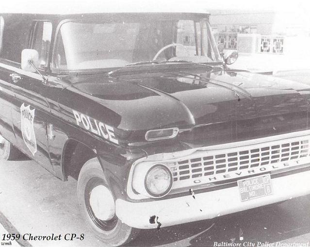 1959 Chevrolet CP-8