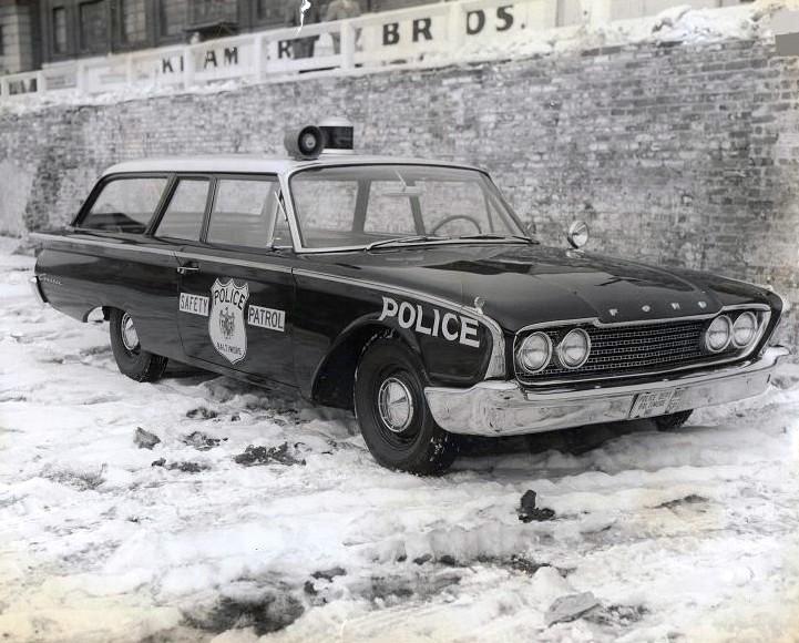 1960 BPD FORD SW