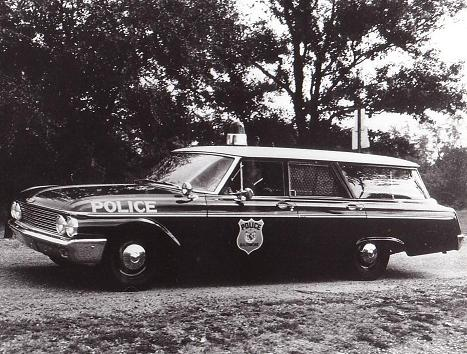 1962 ford k9 wagon