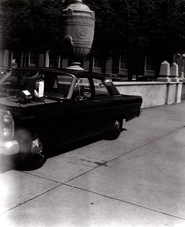 1965 ford radar