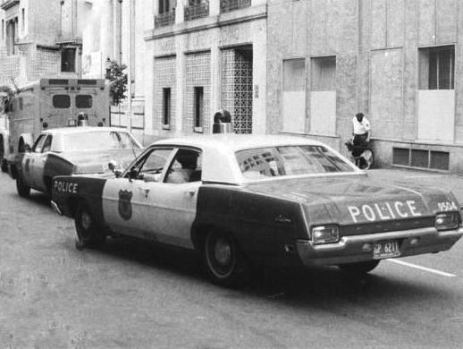 1968 Chev 1970 FORD