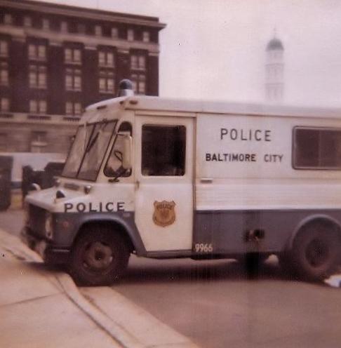 1968 International wagon