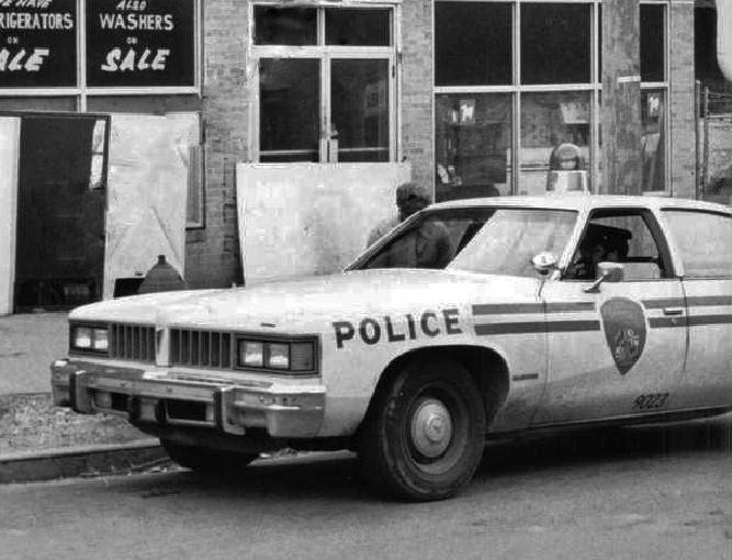 1970s Pontiac