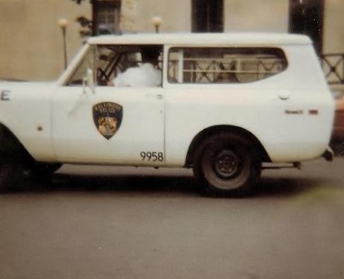 1970s Scout K9