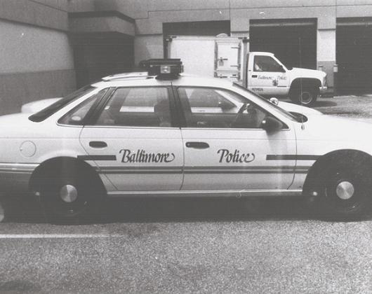 1992 Taurus
