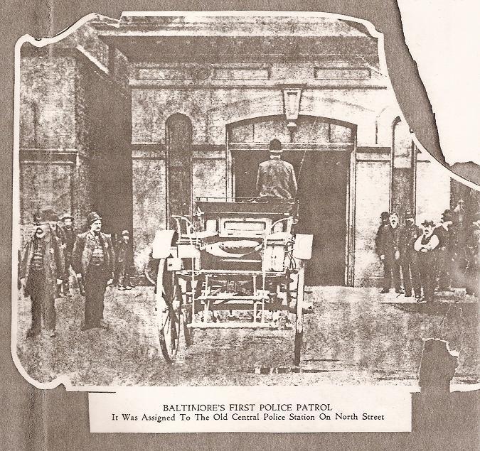 1st patrol wagon