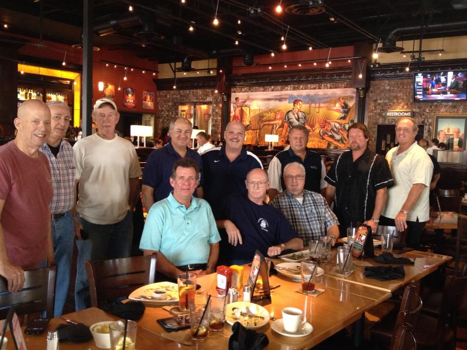 3rd annual meeting of Baltimore Police Florida Retirees