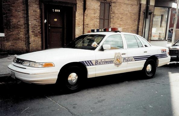 BPD 1997 Ford Crown Vic 2