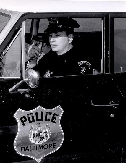 BPD Officer 1960