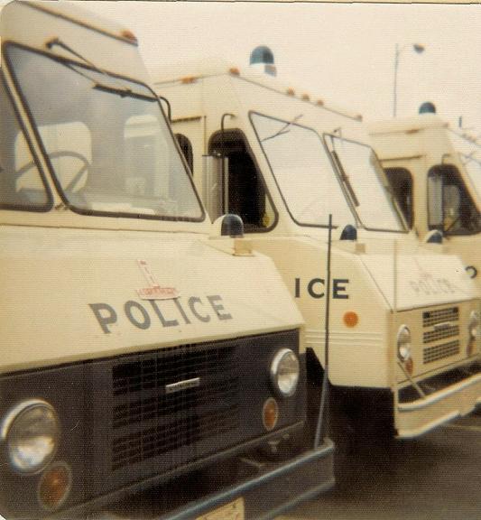 BPD utility vans 1975E