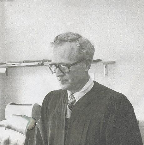 JUDGE MARTIN KIRCHER SED 1977