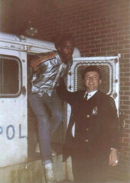 Officer White SWD