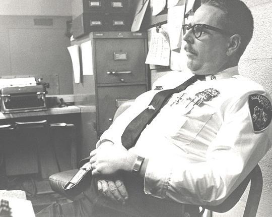 SGT BERNIE WEHAGE SED 1975