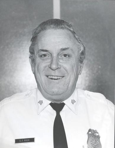 SGT ED ROCK SED 1974