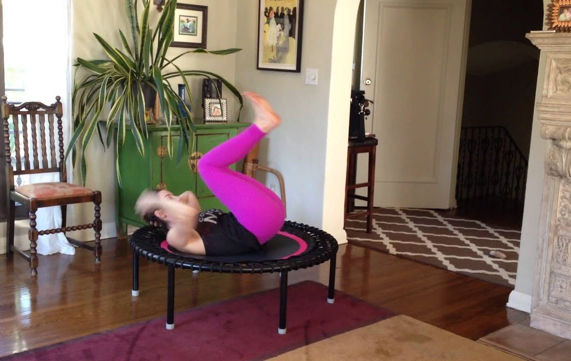 trampolines for abs